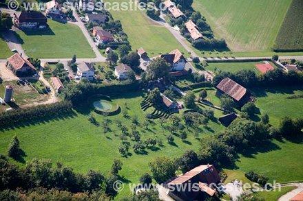 Barberêche Castle