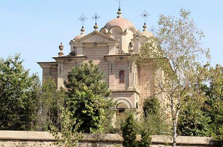 Biserica Sf. Petru și Sf. Pauel Barboi - Iași, Jud. Iași, Romania