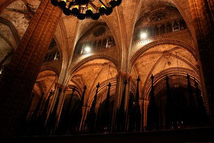 Catedral de Barcelona V