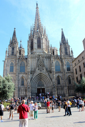 Barcelona Cathedral, Barcelona