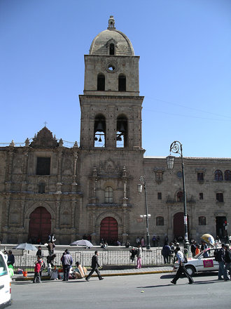San Francisco, La Paz