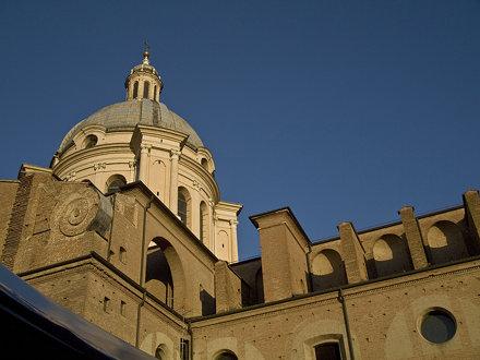 Cúpula de la basílica de Sant Andrea 01