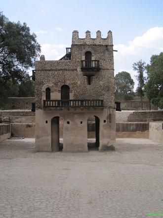 Baños de Filidas - Gondar - Etiopía