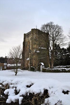 Beauchief Abbey