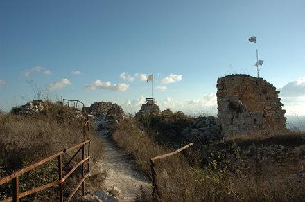 Beaufort Castle قلعة الشقيف