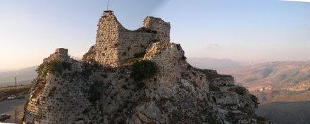 Le Chateau de Beaufort