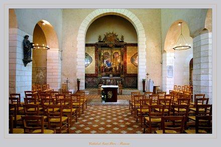 """""""Cathédrale Saint-Pierre"""" - Beauvais (Oise, Picardie, France)"""