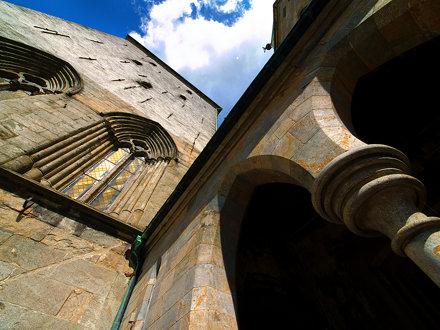 Bergen Dome church