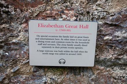 Elizabethan Great Hall (c.