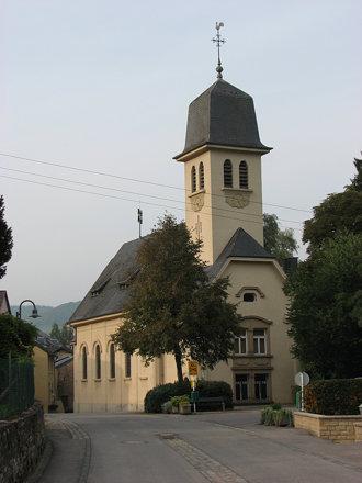 Moestroff (L) rk dorpskerk