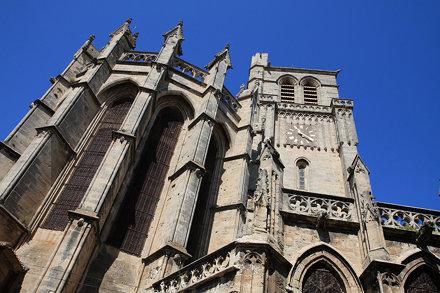 Saint Nazaire, Béziers