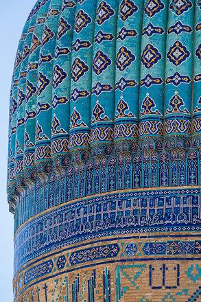 Bibi-Khanym Mosque - Samarkand - Uzbekistan_S4E8898