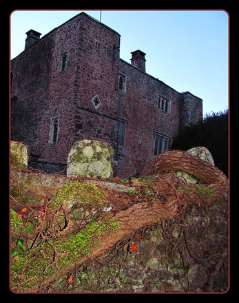 Bickleigh Castle- back to its roots