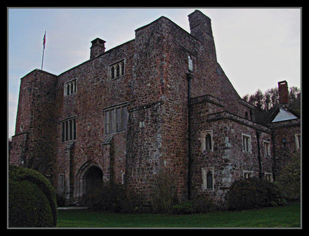 Brick and Beautiful Bickleigh Castle