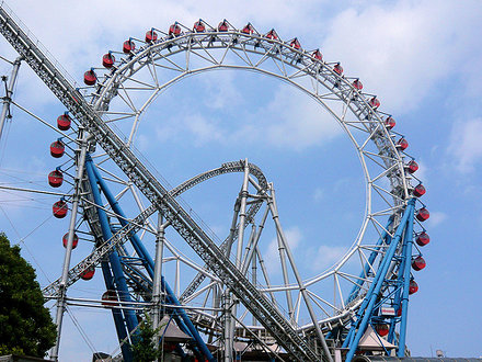 Wheel and Coaster
