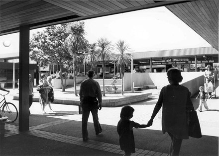 Jamison Shops - March 1978 (Jamison Centre, Macquarie)