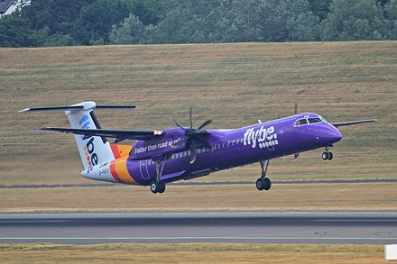 G-PRPO DHC-8-402 Flybe BHX 14-07-2018