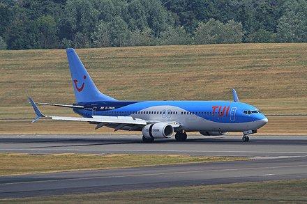 G-TAWN B737-8K5 TUI BHX 14-07-18