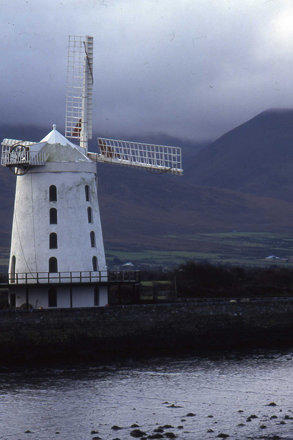 Ballyferriter Blennerville  Windmill, Kerry  Oct 1992