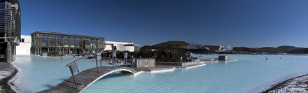 Blue Lagoon Panorama