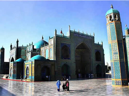 Blue Mosque, Cairo