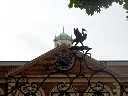 LIVER BIRD - BLUECOAT CHAMBERS