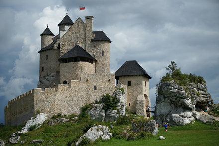 Zamek Królewski Bobolice(1)