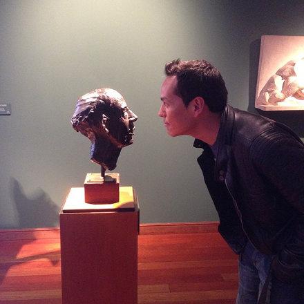 #FaceToFace #Arte #Escultura