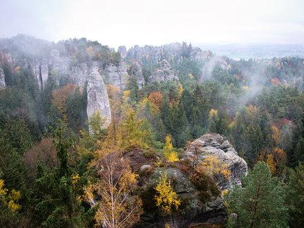 Český Ráj -- Hruboskalsko
