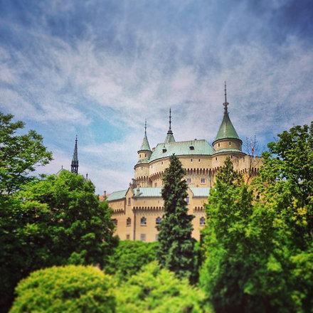 #bojnice #castle #slovakia
