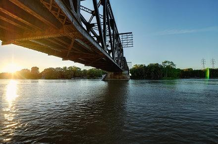 Pont de l'Île Perry