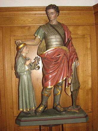 Born (L) heiligenbeeld