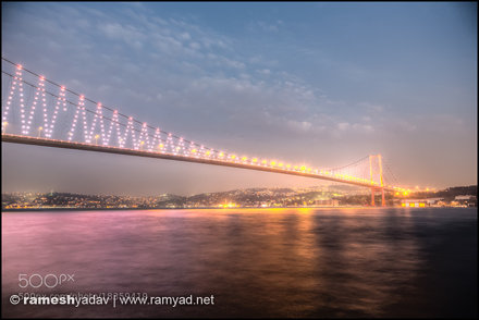 Bosphorus Lights