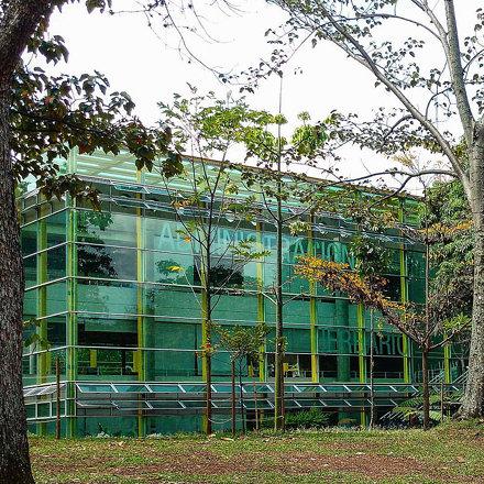 Arquitectura ~ Naturaleza | Jardín Botánico Joaquín Antonio Uribe #jardinbotanico #fotografiadearqui