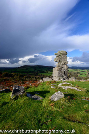Bowerman's Nose, Dartmoor