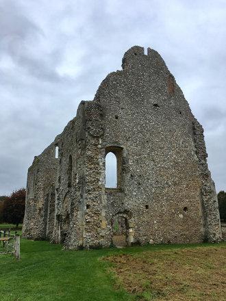 Boxgrove Priory (14 Oct 18)