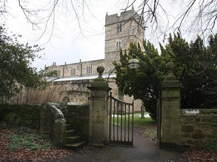 Brancepeth Church