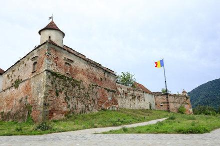 Brașovia Citadel - Cetăţuia de pe Strajă