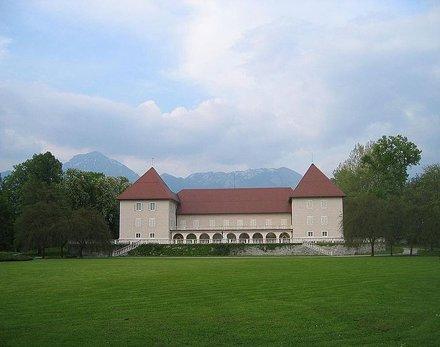 Brdo Castle near Kranj