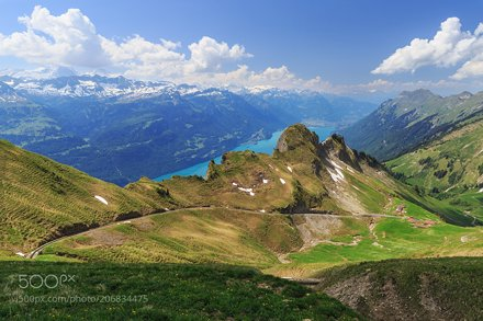 Bernese Oberland - From Rothorn to Lake Brienz