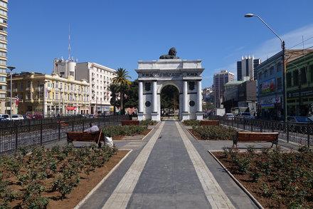 Chile, Valparaíso Province, Valparaíso - Sept. 2014