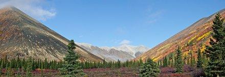 My Favorite Valley - Mt. Marth & Mt. Abraham