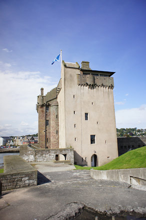 Broughty Castle, Dundee