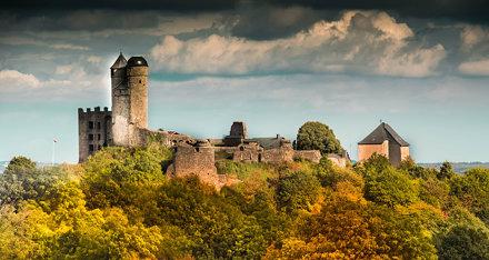 Burg Greifenstein, Germany