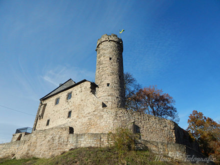 Burg Greifenstein - ein anderer Blickwinkel