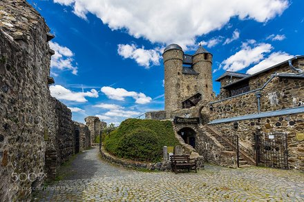 Burg Greifenstein,Germany