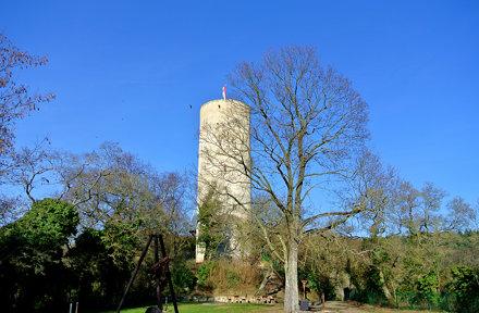Castle Scharfenstein