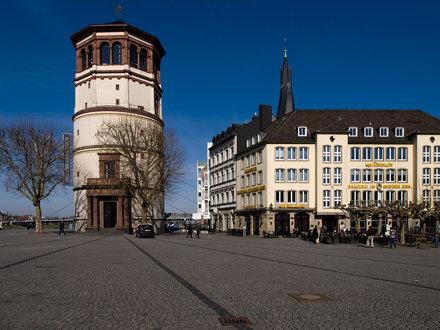 Burgplatz (Düsseldorf Altstadt)
