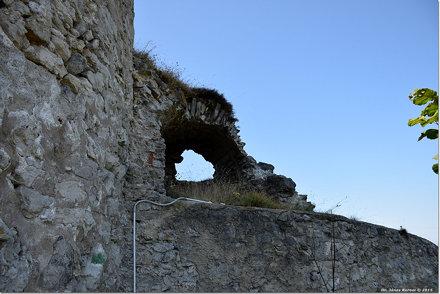 Burgruine Araburg 0166