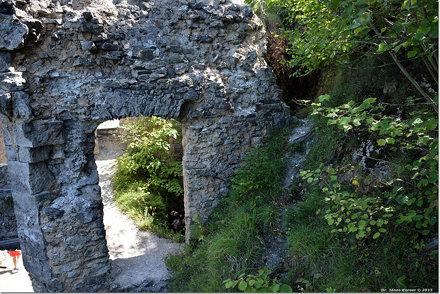 Burgruine Araburg 0178